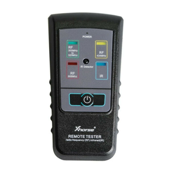 Xhorse Remote Tester Radio Frequency (RF) Infrared (IR) Remote Tester Detector