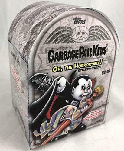 *YOU CHOOSE* Garbage Pail Kids OH THE HORROR-IBLE Cards - CHOOSE from list