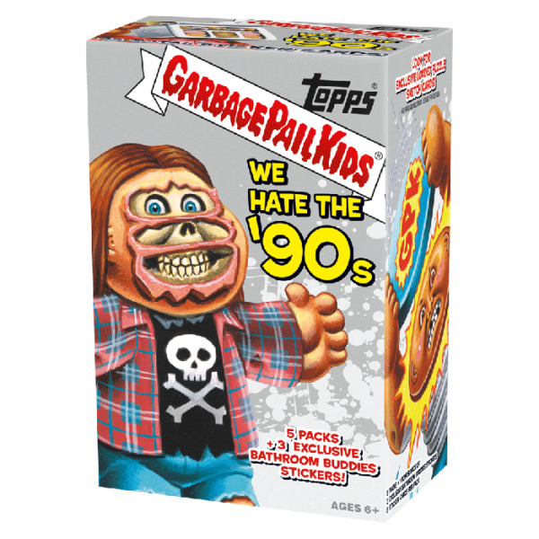Garbage Pail Kids We Hate the 90's - SINGLES       YOU CHOOSE