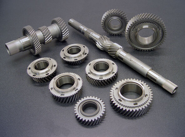 Pfitzner (PPG) 6 speed (HD) Helical Synchro Gearset for 09-17 Nissan R35 GT-R