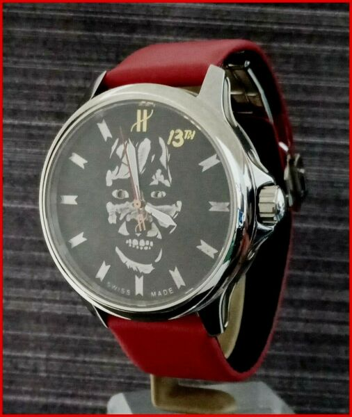Hublot The Exorcist Automatic 45mm Demoniac Black Guilloche Dial Skeleton Watch