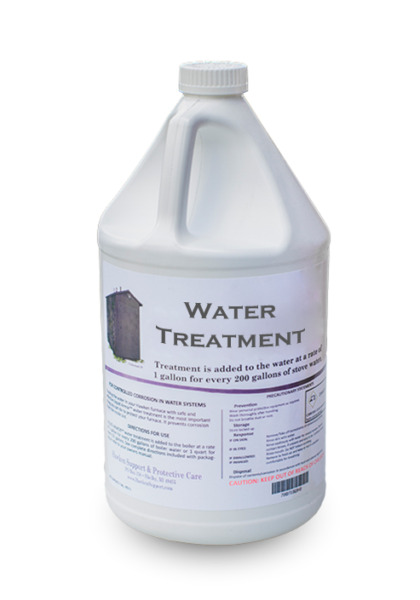 Water Treatment for use in Central Boiler Rust and Corrosion Inhibitor $59.95
