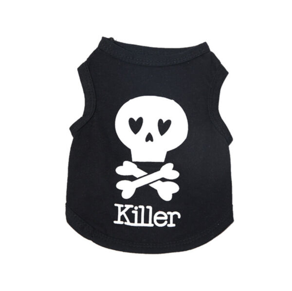 Dog Clothes Beautiful Pet Apparel Fashion Vest Shirt for Cats Dogs $10.00