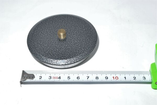 Exc* Gitzo Embase Tripod Plate Adapter Head 10cm 4quot; in Diameter from Japan