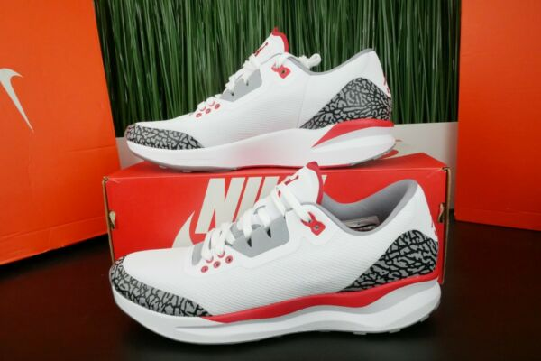 Nike Air Jordan Zoom Tenacity 88 'Katrina' White/Red AV5878-101 Size 8.5-10.5
