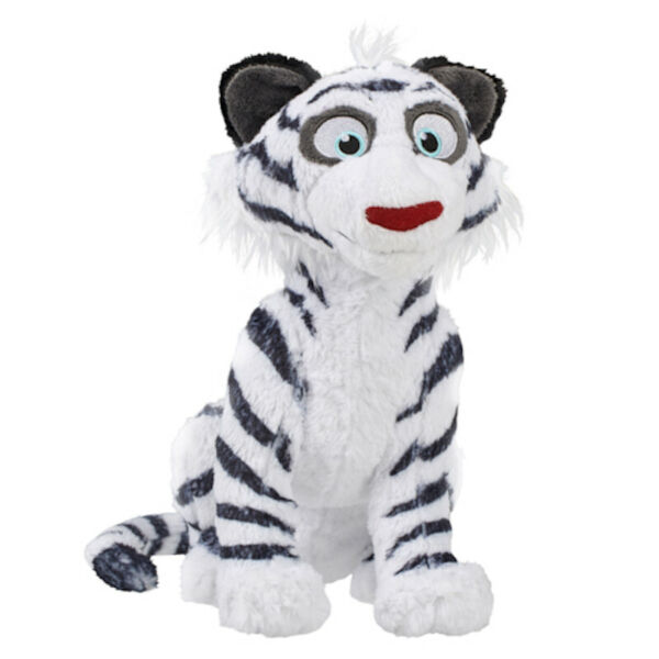 Universal Studios The Secret Life of Pets 2 Hu Tiger Plush New with Tags