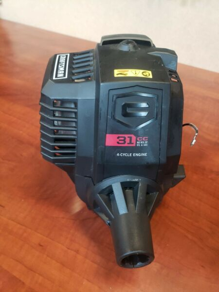 For Parts Repair Powerhead Craftsman Gas Trimmer 31CC 4 Cycle Mdl.74098