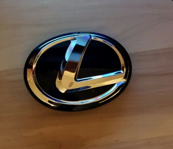 Lexus Front Grille Emblem IS250 IS350 GS350 RX350 ES350 RX450h IS200t 2013-2018