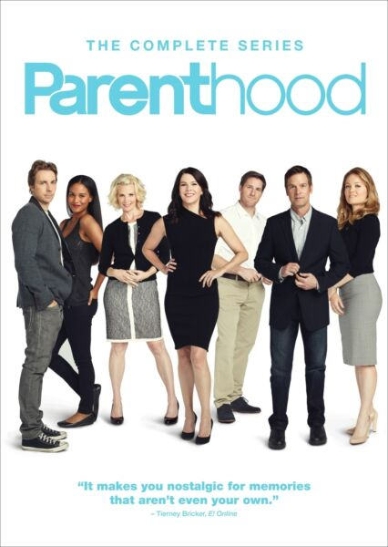 Parenthood The Complete Series DVD  NEW