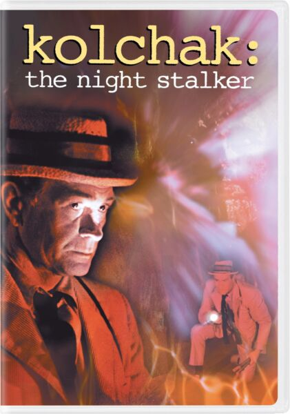 Kolchak The Night Stalker Complete Series DVD Darren McGavin NEW