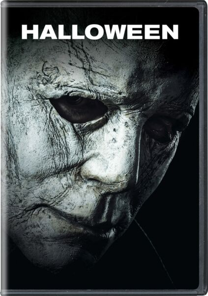 Halloween DVD Jamie Lee Curtis NEW
