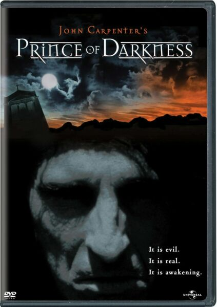 Prince of Darkness DVD Donald Pleasence NEW $9.35