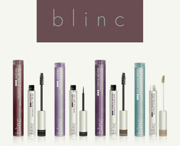 Blinc Mascara Amplifed Black  Liquid Eyeliner Black  Lash Primer Clear Choose!