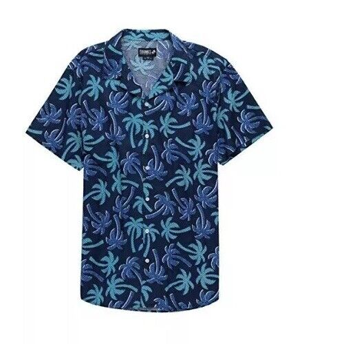 Tommy Shirt Palm Marine Size M By Trunks Surf And Swimwear $68 $22.99