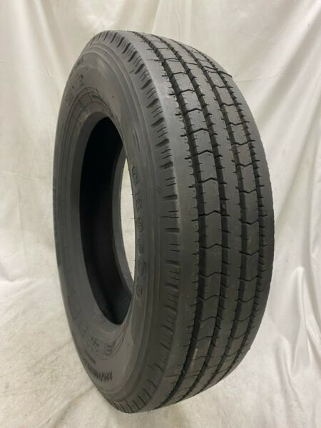 22570R19.5 (1-TIRE) ROAD WARRIOR # DT340 128126L ALL POSITIONS 22570195