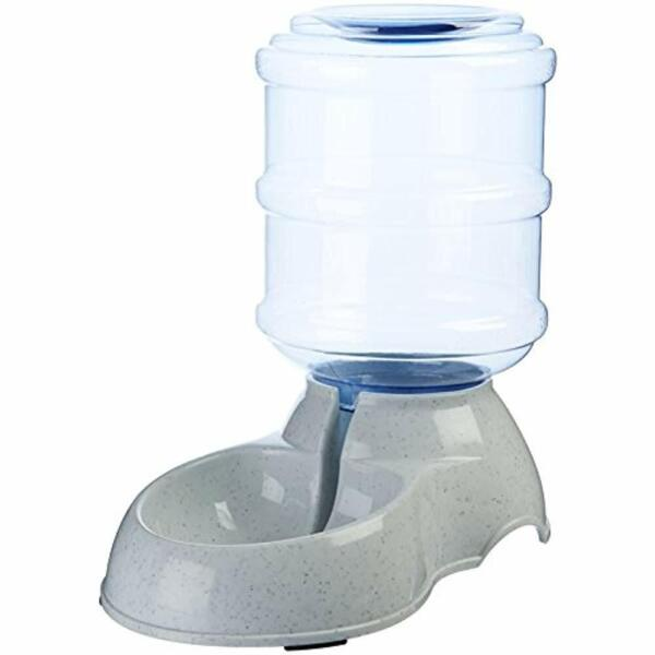 Pet Automatic Feeders Supplies Basics Small Gravity Water Dispenser
