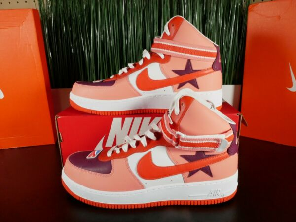 Nike Air Force 1 High x RT Riccardo Tisci Minotaurs AQ3366-601 Multi Size