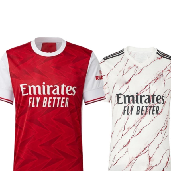 Arsenal  Mens Jersey NEW 2021 JERSEY!!! And 1920 Free shipping!! Custom Names!