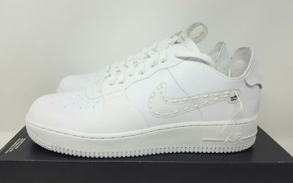 Nike Air Force 1 Low NCXL Noise Cancelling CI5766-110 Size 9 White
