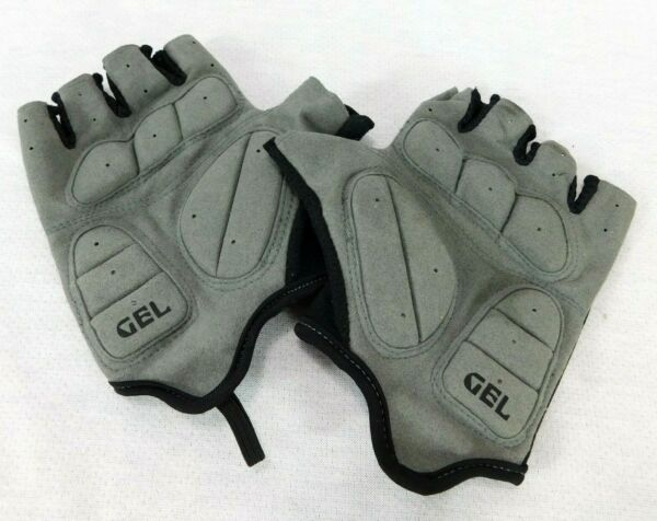 Bell Fingertipless Gel Bike Work Out Cycling Lifting Gloves Small Medium Ladies $9.99