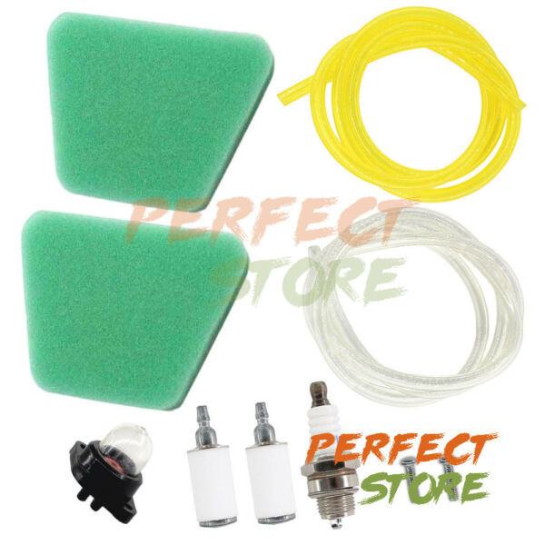 Air Filter Fuel Line Kit Fits Poulan Craftsman Chainsaw Parts 530037793 Gas Saw