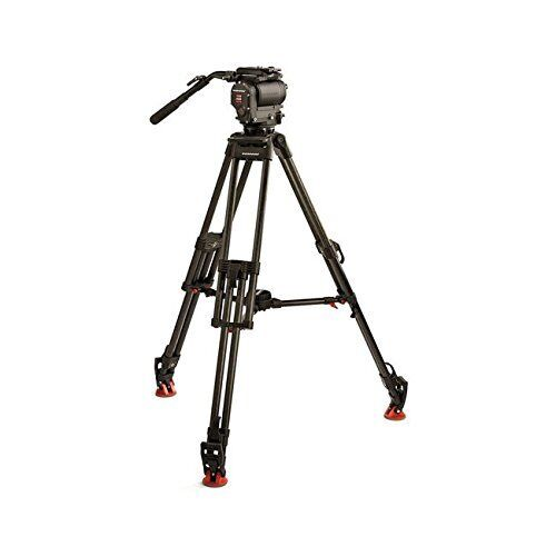 OConnor Ultimate 1030D Fluid Head & 30L CF Tripod with Mid-Level Spreader
