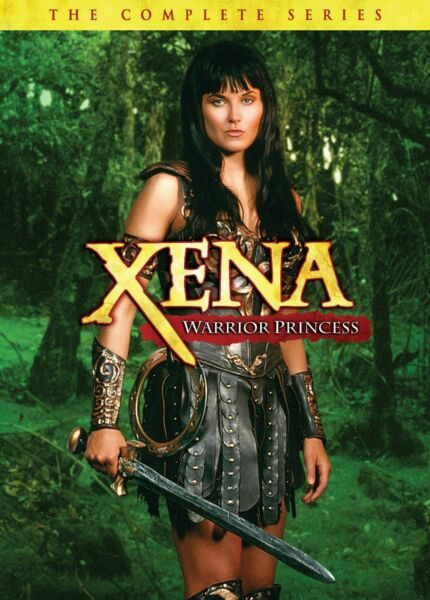Xena Warrior Princess The Complete Series DVD NEW