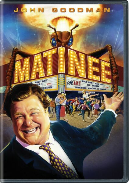 Matinee DVD John Goodman NEW