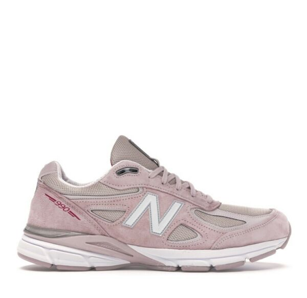 New Balance 990 Susan G. Komen Men's Size 12 D M990KMN4 Faded Rose 12D Sneakers