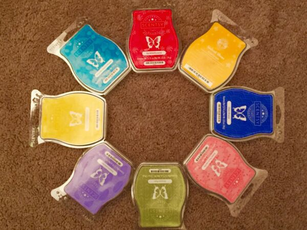 NEW FALLWINTER SCENTSY BARS~FREE SHIPPING~ DISCOUNT When You Buy 2 or More