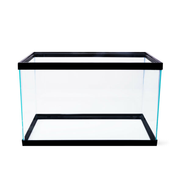 10 Gallon Empty Aquarium Fish Tank Aqua Clear Glass Water Pet Terrarium Reptiles $26.74