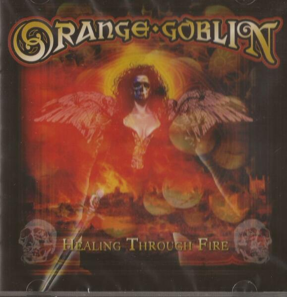 Orange Goblin - Healing Through Fire ( CD ) NEW  SEALED