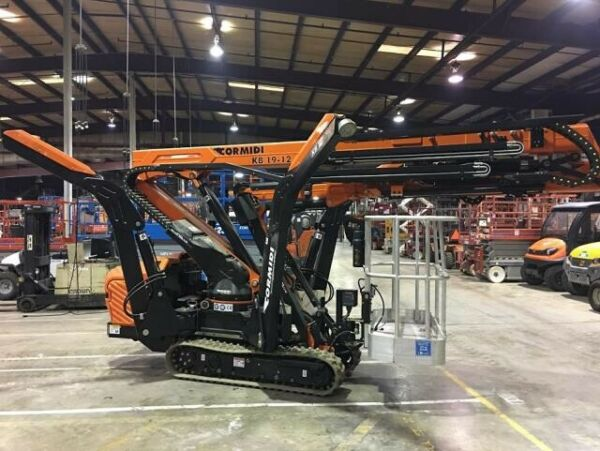 MAKE AN OFFER! Cormidi KB19 Track Drive - NEVER USED! Aerial Equipment Man Lift