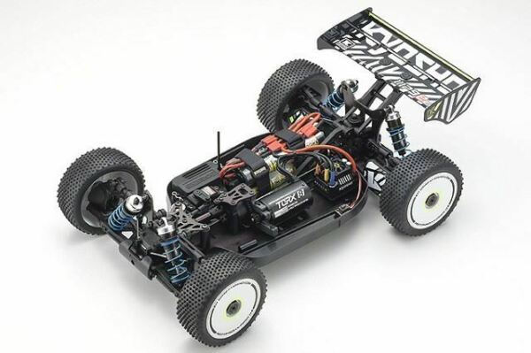 Kyosho - Inferno MP9e Evo Readyset 18 EP 4WD RS Buggy