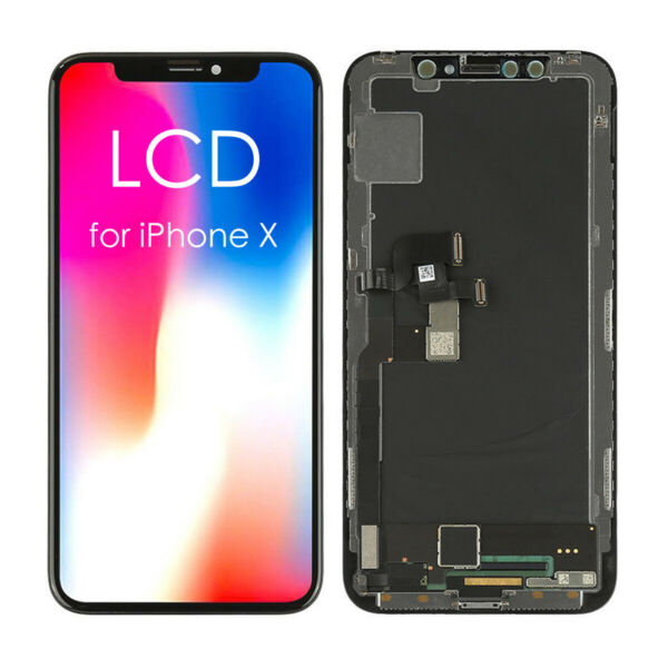 iPhone X OEM Display Touch Screen Digitizer Replacement Screen A1865 A1901