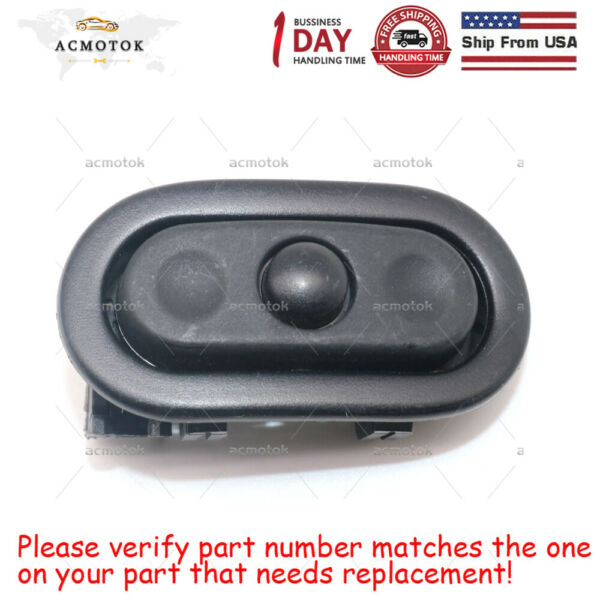 New OEM Steering Wheel Radio Control Switch For Dodge Jeep Chrysler 04685729AB