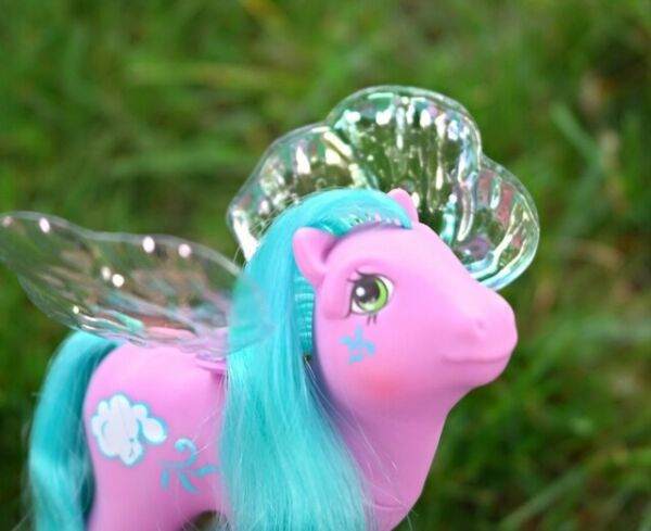 Flawed Flutter Wings Replacement Custom Made Wings made for G1 My Little Pony