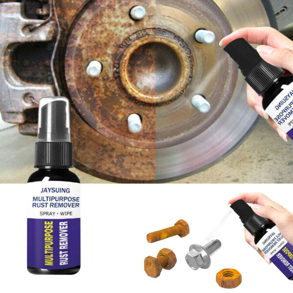 Rust Inhibitor Rust Remover Derusting Spray Car Maintenance Cleaning  Paint Care
