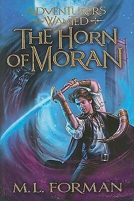 Adventurers Wanted Book Two: The Horn of Moran 72393C