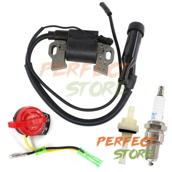 Air Fuel Filter Fuel Line Kit For Poulan Woodshark WildThing Craftsman Chainsaw