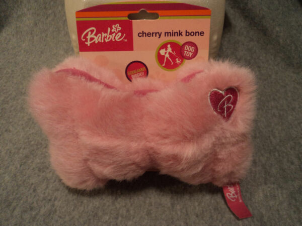NIP Barbie Pink Cherry Mink 7