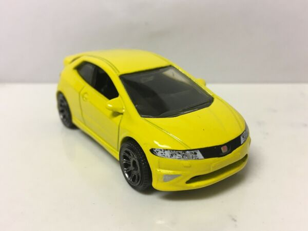 2008 08 Honda Civic Type R Collectible 164 Scale Diecast Diorama Model