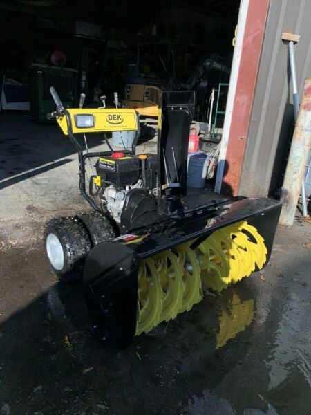 Brand New Electric Start Snow Blower