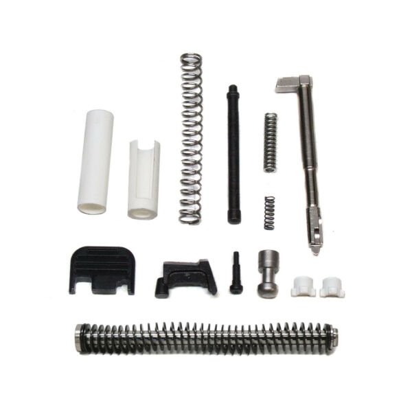 Remsport 9mm G19 Upper Completion Kit for Glock Slides with Stainless Guide Rod