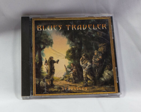 Travelers & Thieves by Blues Traveler 1991 CD 5373 - The Best Part - John Popper