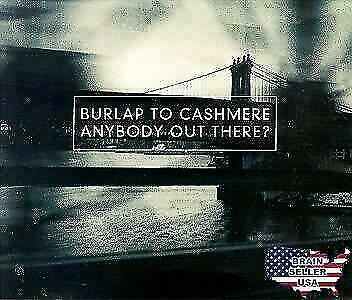 Anybody Out There? Burlap to Cashmere CD 1998 10 13 DISC ONLY #K27