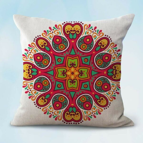 completeness mandala boho cushion patio furniture cushion covers $14.96