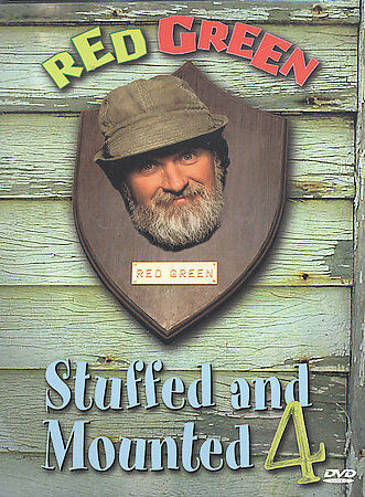 Red Green - Stuffed and Mounted 4 (DVD 2002)  BRAND NEW   Last 1