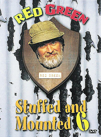 Red Green - Stuffed and Mounted 6 (DVD 2003)  Brand New    Last 1