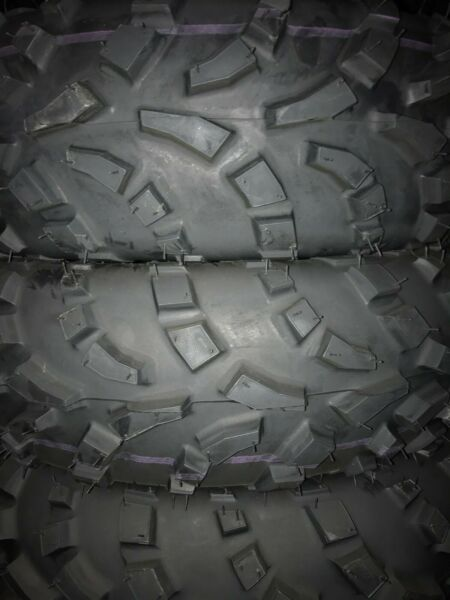 New Carlisle AT489 ATV UTV Tire Only 25X8-12 25X8X12 25 8 12  LRB